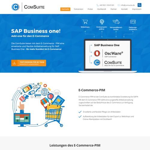 E-commerce Erweiterung für SAP®