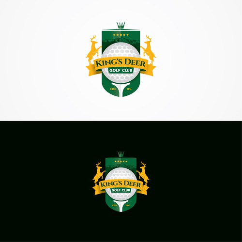 logo for golf course