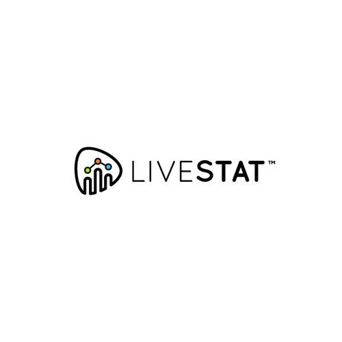 Live stat Logo