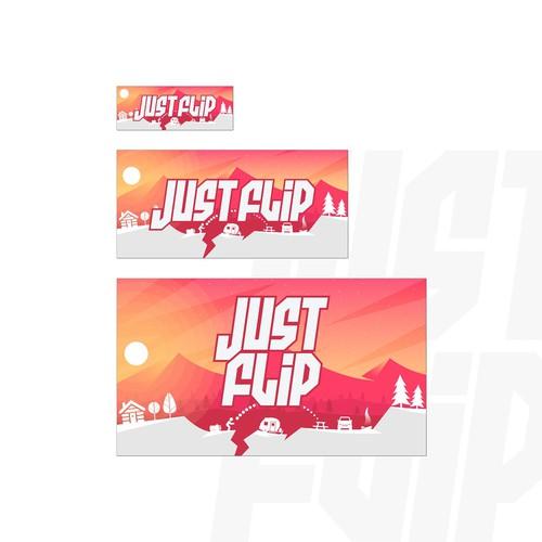 Just Flip Thumbnails Design