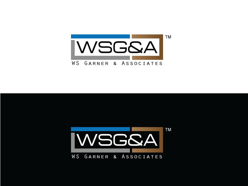 Create the next logo for WS Garner & Associates  (WSG&A)