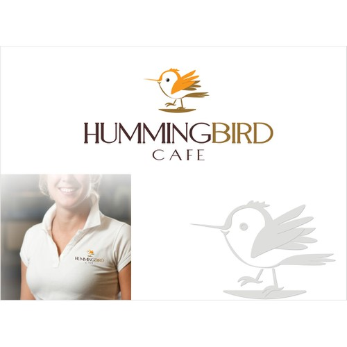 Hummingbird Cafe needs a new logo