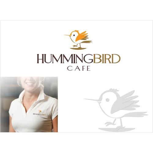 Hummingbird Cafe needs a new logo