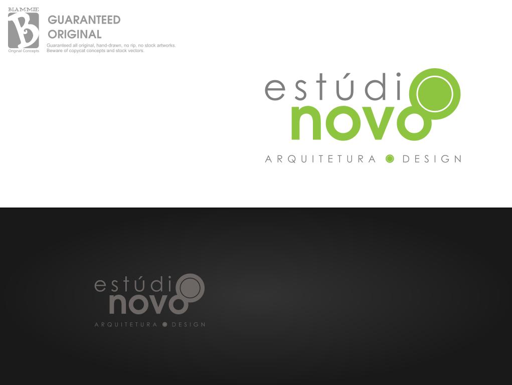 New logo wanted for ESTÚDIO M2 ARQUITETURA E DESIGN / ESTÚDIO NOVO ARQUITETURA E DESIGN