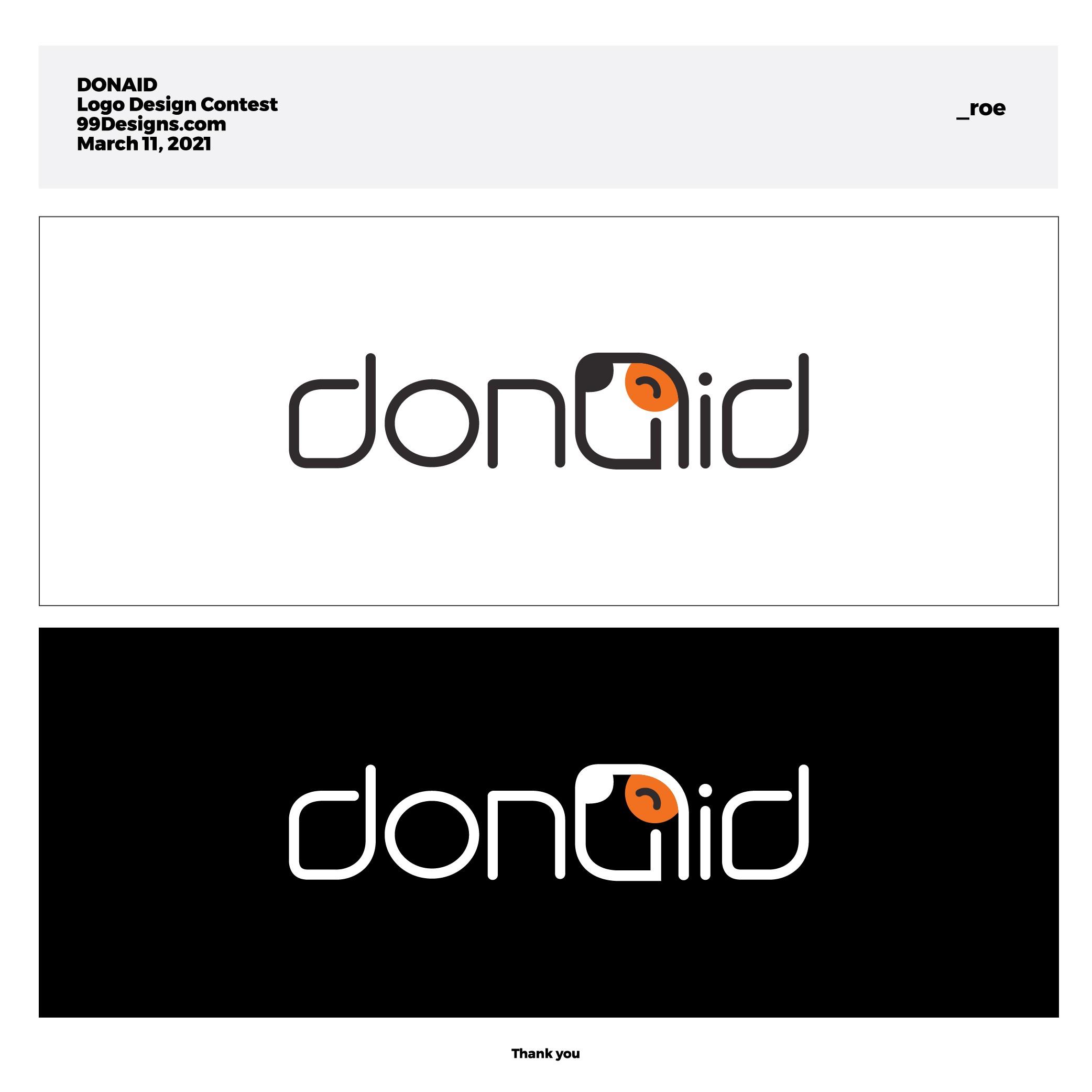 Ich brauche ein Logo für eine Spenden App - Kunstwerke spenden für einen guten Zweck