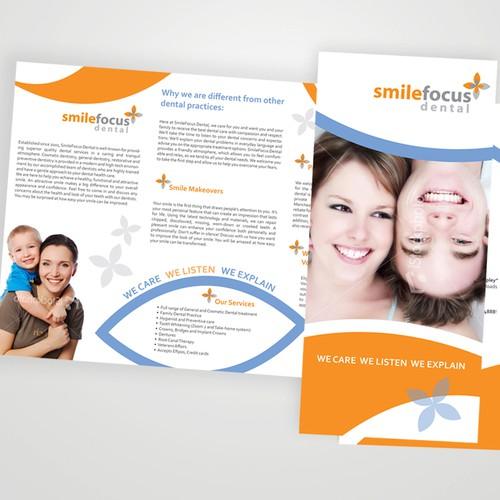 ATTRACTIVE brochure & TEARdrop