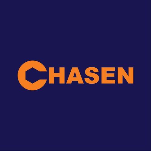 Chasen Construction Logo Concept