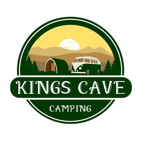 Kings cave camping