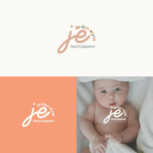 JE Photography Logo