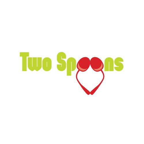Two Spoons Restaurant Seeking Logo