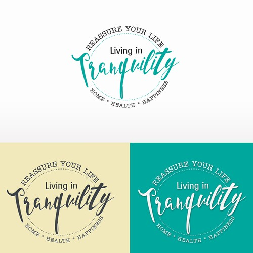 Living in Tranquility Logo