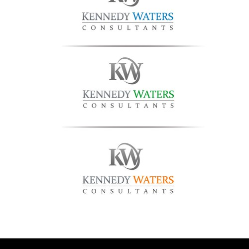 Help Kennedy Waters Consultants with a new logo