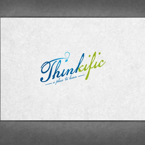 Logo Design for Thinkific
