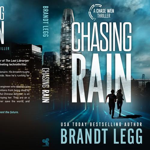 Chasing Rain - A Chase Wen Thriller