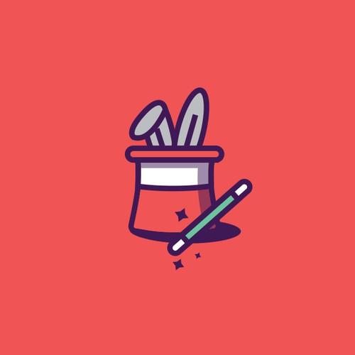 Logo for internet brand