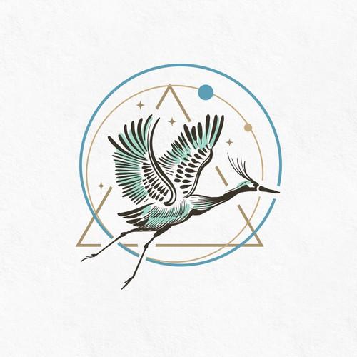 Heron Illustration