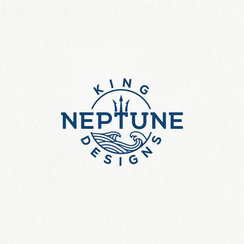 Win design for King Neptune Designs