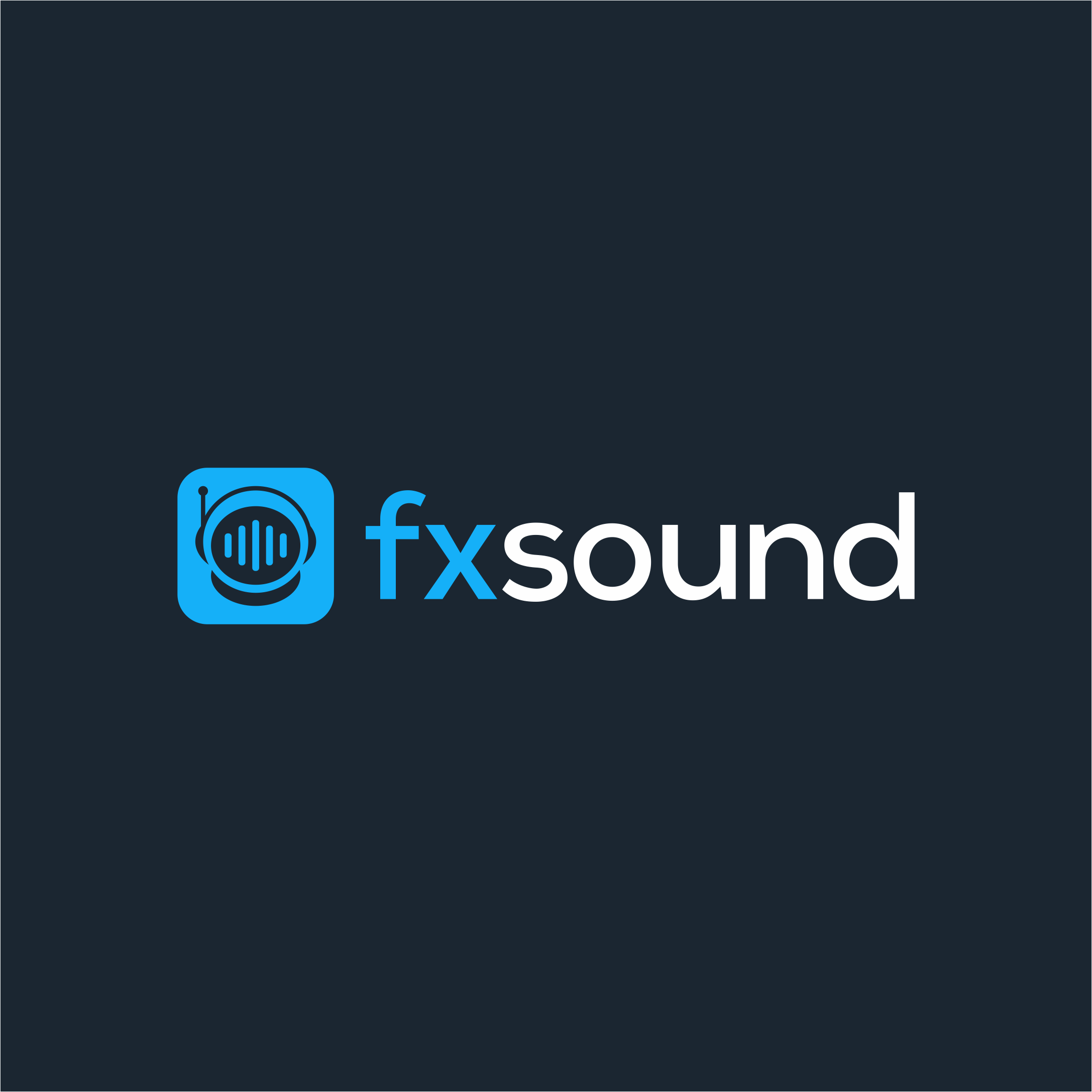 Music software startup in need of a modern new logo