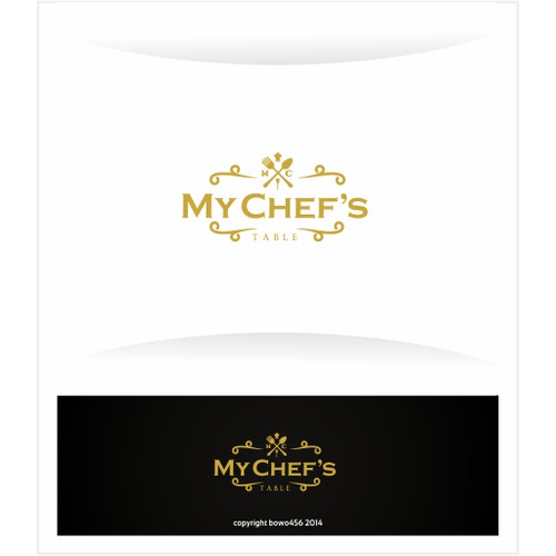 My Chefs Table Logo