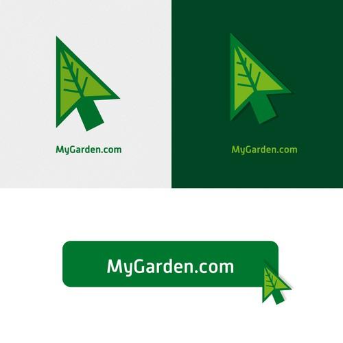 MyGarden.com logo