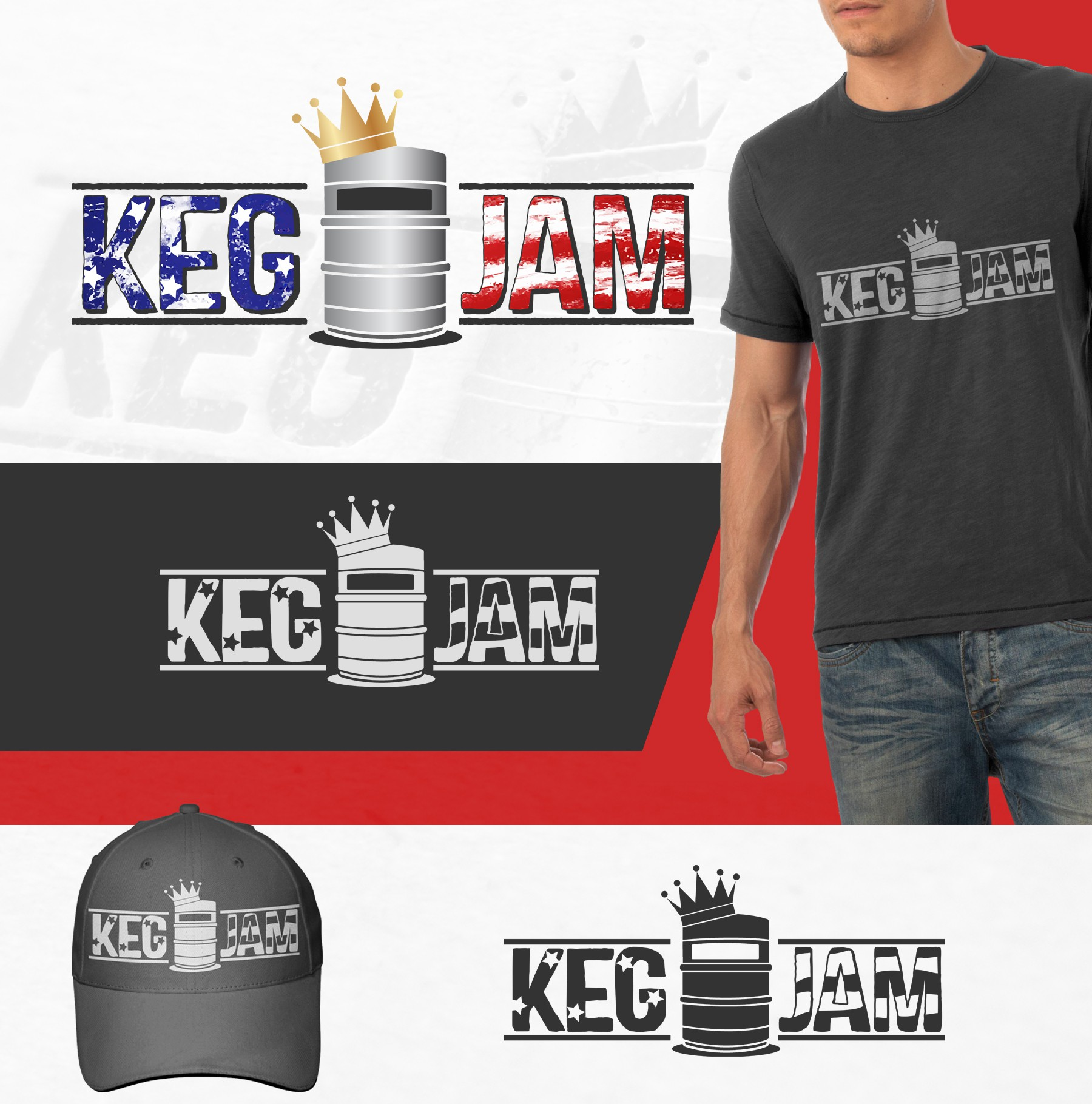 Keg Jam - America's Most Competitive Social Event!