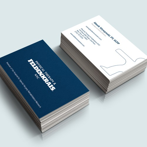 Business Card for medical practice