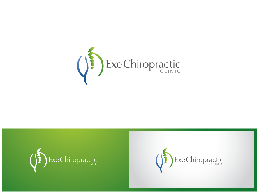 Exe Chiropractic Clinic needs a new logo