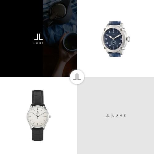 Lume Logo Watch