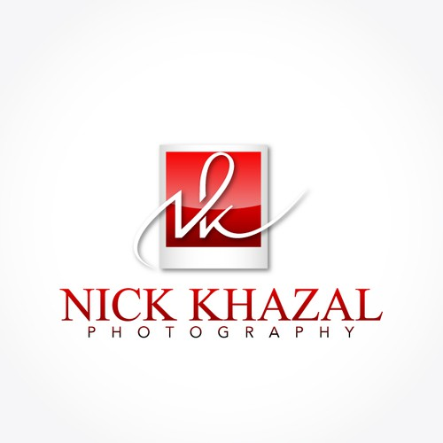 Photographer needs a new logo - Nick Khazal Photography and Films