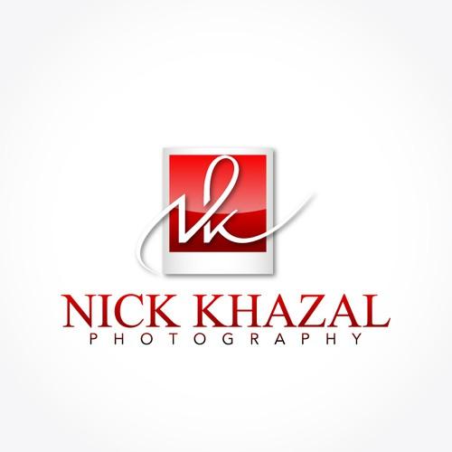 Photographer needs a new logo - Nick Khazal Photography and Films