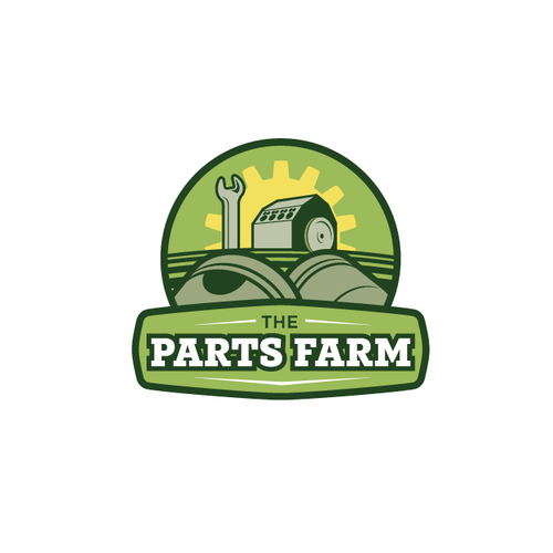 Parts Company run from a Barn