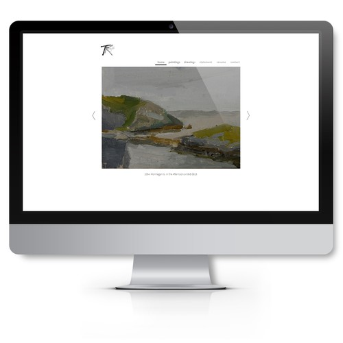 Design an Awesome Website to Showcase Modern Artwork to the World.