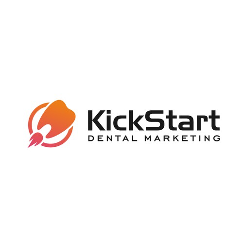 rocket tooth for marketing agency