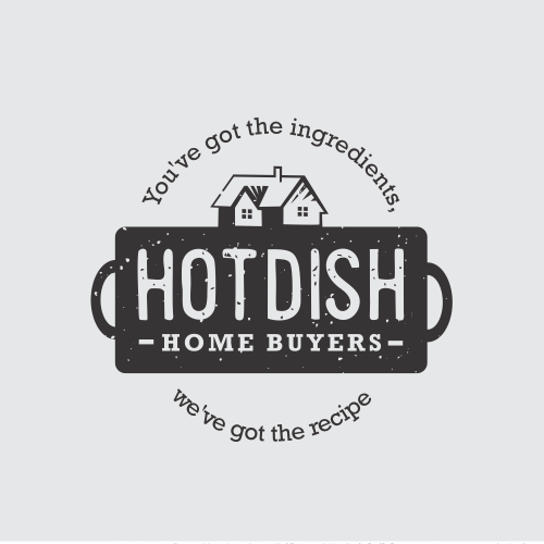 Hotdish Home buyers logo