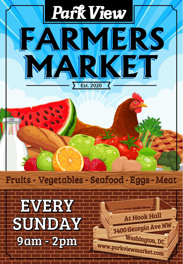 Logo design for the market