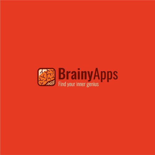 Smart logo for BrainyApps