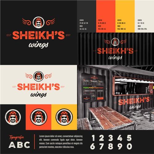 SHEIK'S WINGS