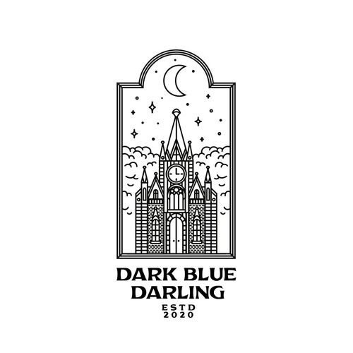 Dark Blue Darling