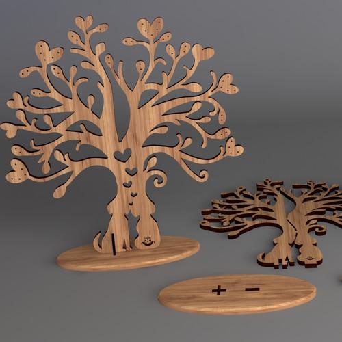 Tree to jewels