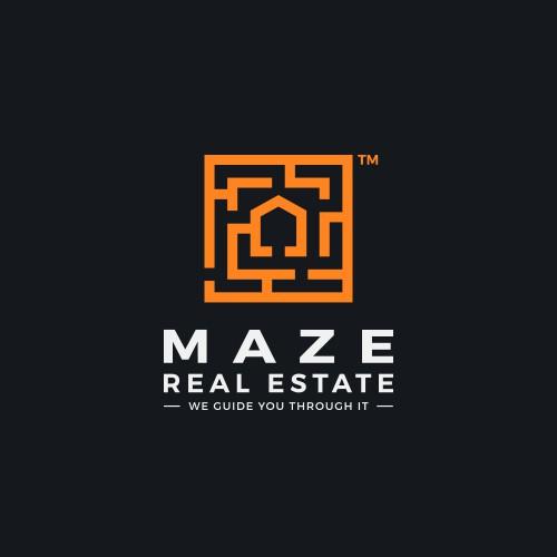 Maze Real Estate logo