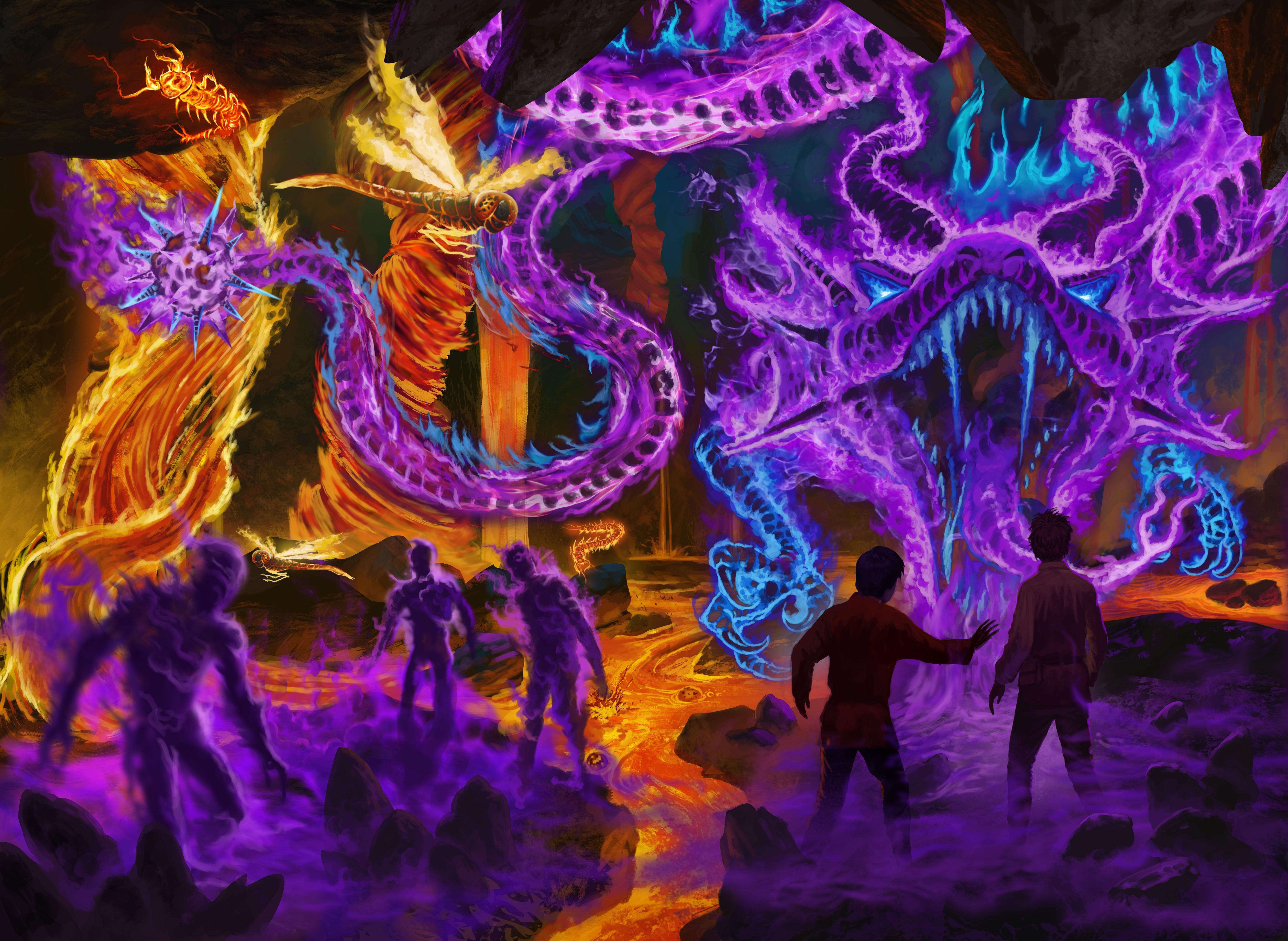 Brekh'cha: Dragon's Fang