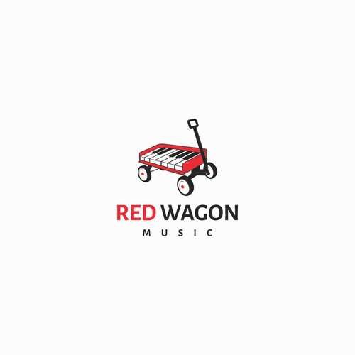 Red wagon music
