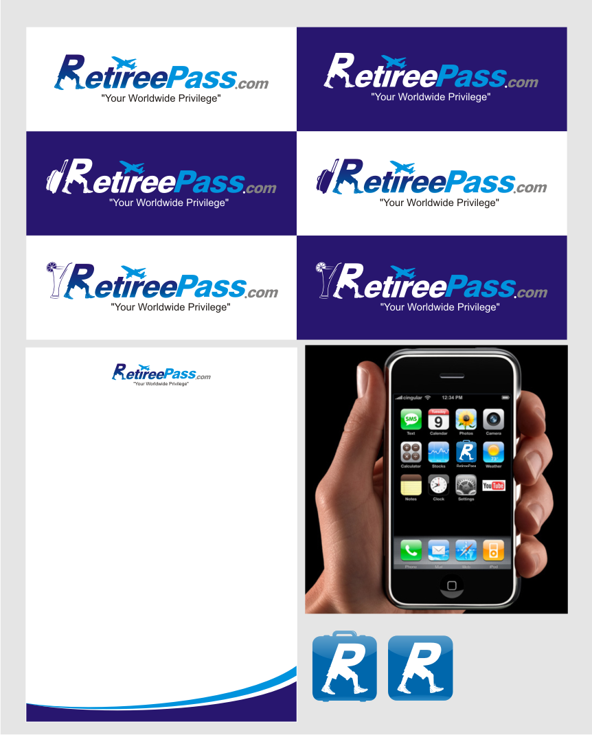 New logo wanted for RetireePass