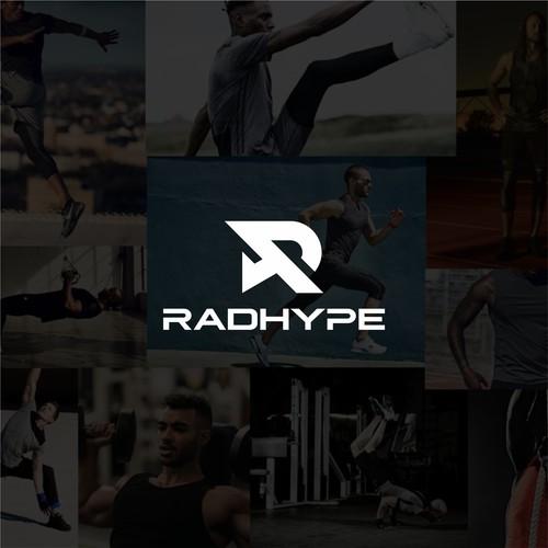 Logo for radhype