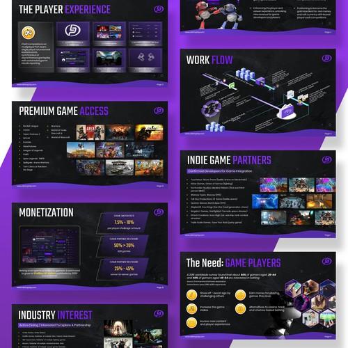 eSports Company Powerpoint