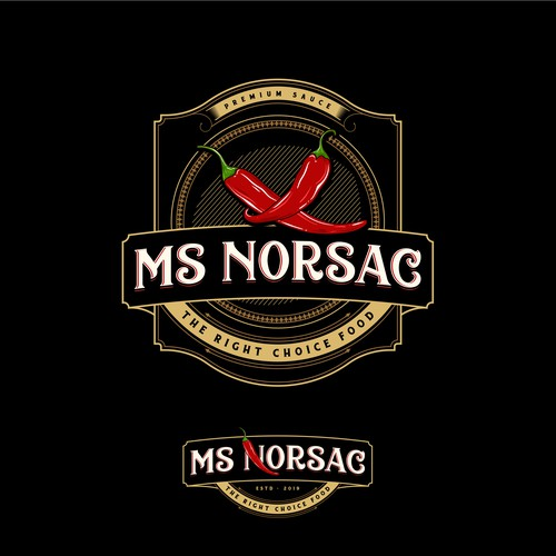 LOGO Design for MS NOSRAC