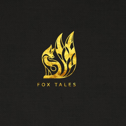 Logo for fox tales