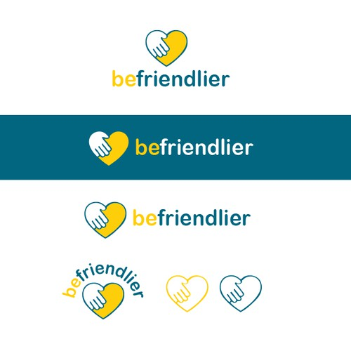 Be Friendlier Logo