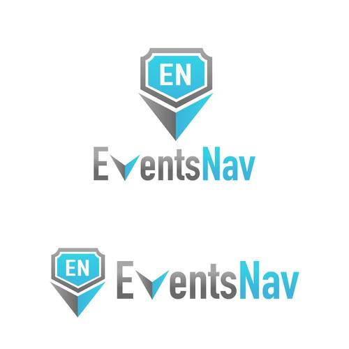 logo for Events Nav