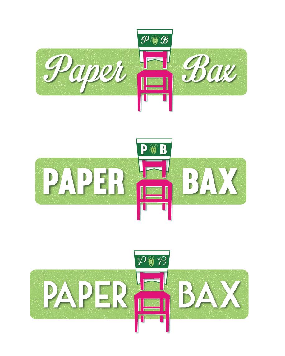 PaperBax needs a new logo